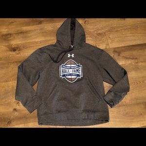 Under Armour men's Hall of Fame hoodie sz small